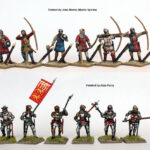 Archers-and-maa-painted