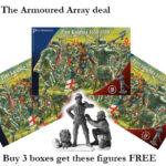 Armoured-array