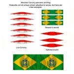 Brazilian-pennants