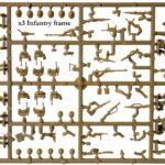 Infantry-frame