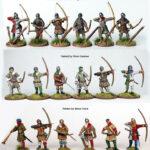 Painted-archers-x3