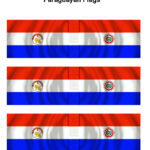 Paraguyan-flags