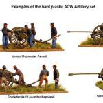 Union-and-Confederate-guns