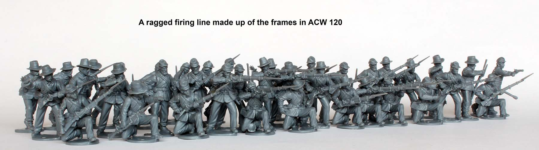 Perry Miniatures American Civil War Cavalry 1861-1865 28mm Confederate Union ACW