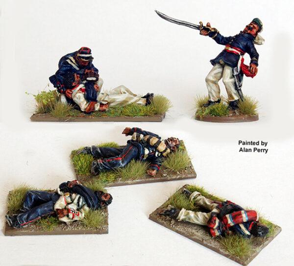 TA 36 Brazilian casualties