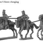 PRU 11 Uhlans charging