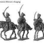 PRU 14 Hussars charging